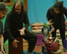Seminario de flamenco en Crisol
