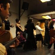 Comienza el Club de las Bulerías en La Fragua