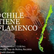 Este 16 de noviembre: #ChileTieneFlamenco