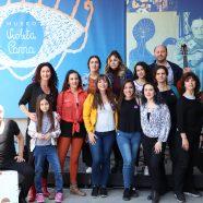 El Flamenco rindió sentido homenaje a Violeta Parra
