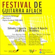 3º Festival de Guitarra AFLACH