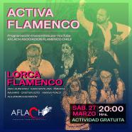 LORCA INSPIRA OBRA GANADORA DE ACTIVA FLAMENCO