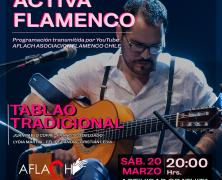 TABLAO TRADICIONAL ACTIVA EL FLAMENCO