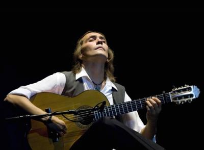 """Vicente Amigo: """"Sólo me dedico a componer música y a tratar de vivir con algo de coherencia"""""""