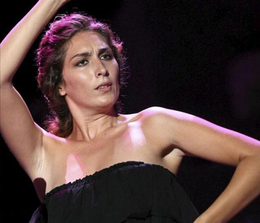 Estrella Morente en Chile