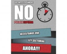 Artes escénicas en Chile: los desafíos de una ley sectorial