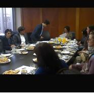 Presentan primer borrador del proyecto Ley Sectorial de Artes Escénicas